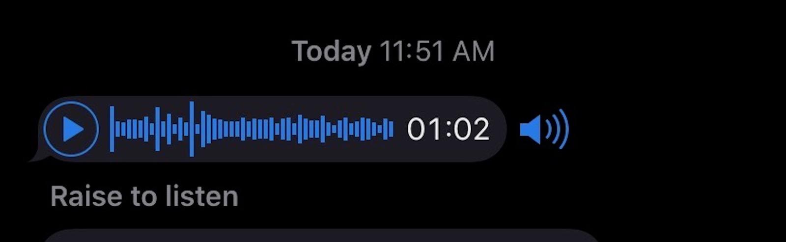 Voice Texts